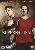 Supernatural - Kausi 6 (6 disc) - DVD - Elokuvat - CDON.COM