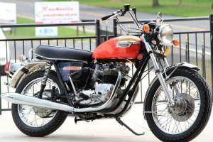 1973 Triumph Bonneville T140V - Bike-urious