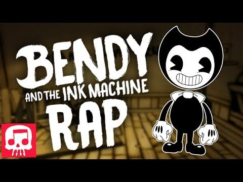 """BENDY AND THE INK MACHINE RAP by JT Machinima """"Can't Be Erased"""" - YouTube"""