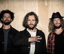John Butler Trio / Missy Higgins / The Waifs - Brisbane Riverstage - Sunday 31/1/16