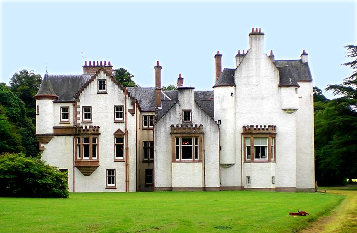 Erchless Castle    Charming, sprawling and a bit run-down, Erchless Castle has a fun and kitschy quality to it. The ancient home of the Chief Clan Chisholm from the Norman Conquest until 1935