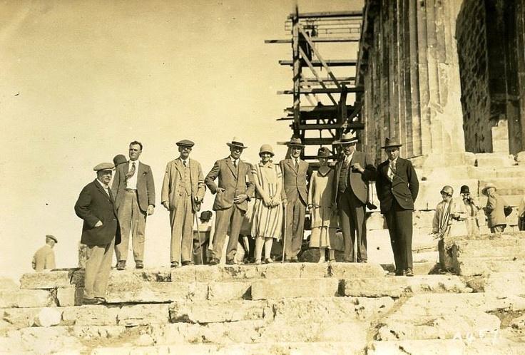 1920s Athens