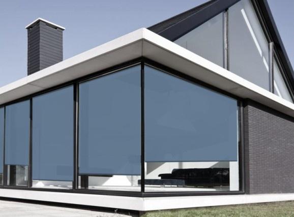 17 mejores im genes sobre decoraci n de exteriores en - Estores para balcones ...