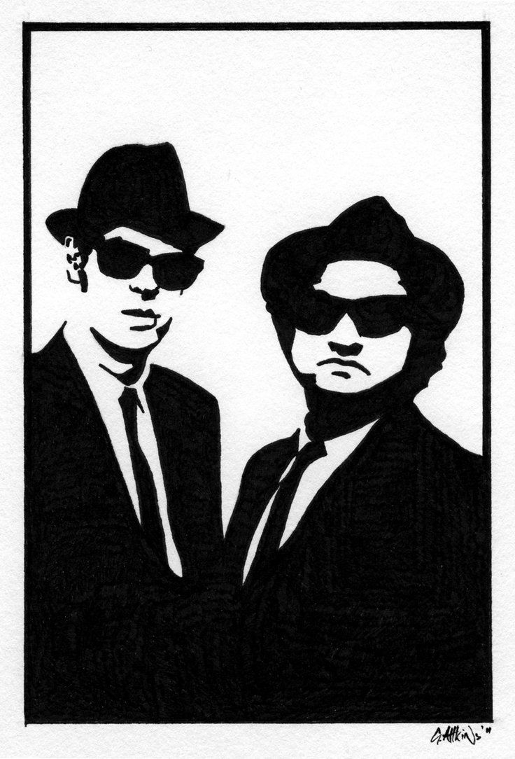 1000+ Images About Blues Brothers Party On Pinterest