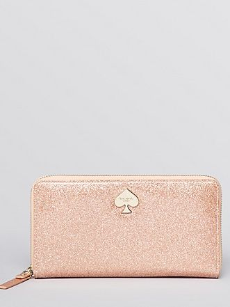 I REALLY WANT THE SMALLER VERSION OF THIS WALLET! kate spade