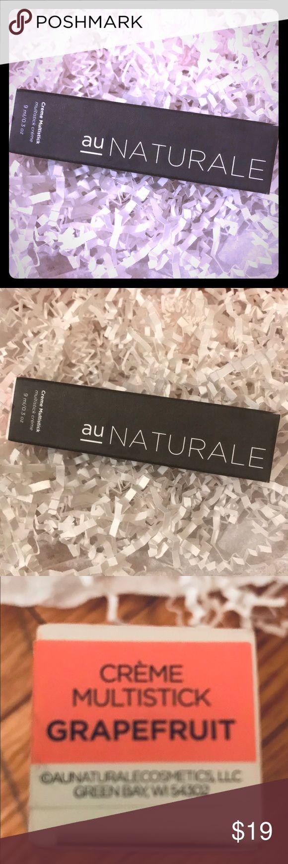 au Naturale multicolor stick NWT Au naturale makeup, Au
