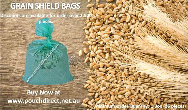 If you want to protect your precious agricultural commodities during the storage, import and export, then choose our premium quality grain shield bags.