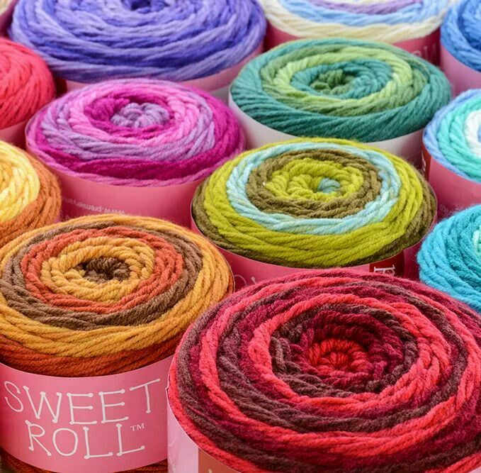 Crochet Patterns Using Sweet Roll Yarn : ... about Crochet Projects on Pinterest Stitches, Patterns and Dishcloth
