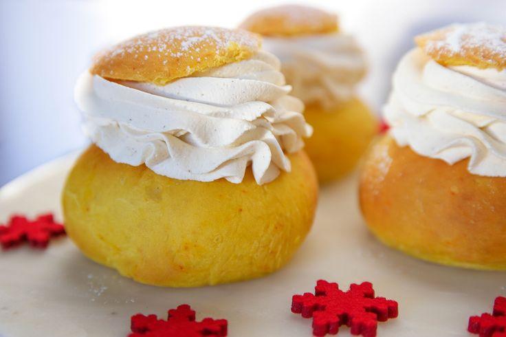 Swedish Christmas Cake