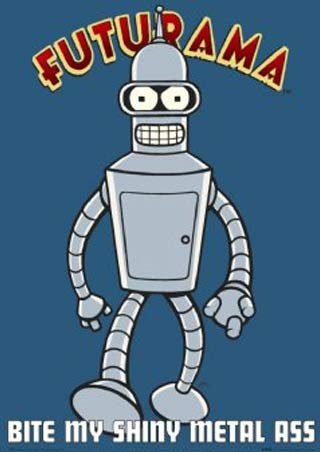 Bender diz:matem todos os humanos