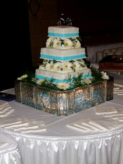 wedding cakes stands ideas 1000 images about glass block ideas for caterings on 25528