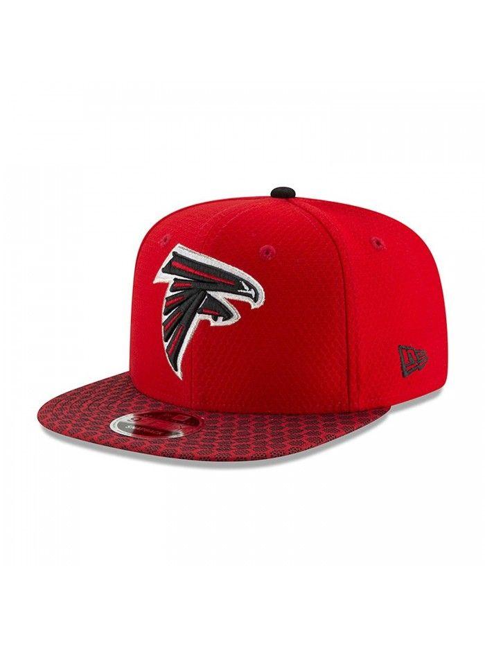 Snapback Cap - NFL 2017 Sideline Atlanta Falcons - CH184YOU4WT in ... be08dcd3aa9