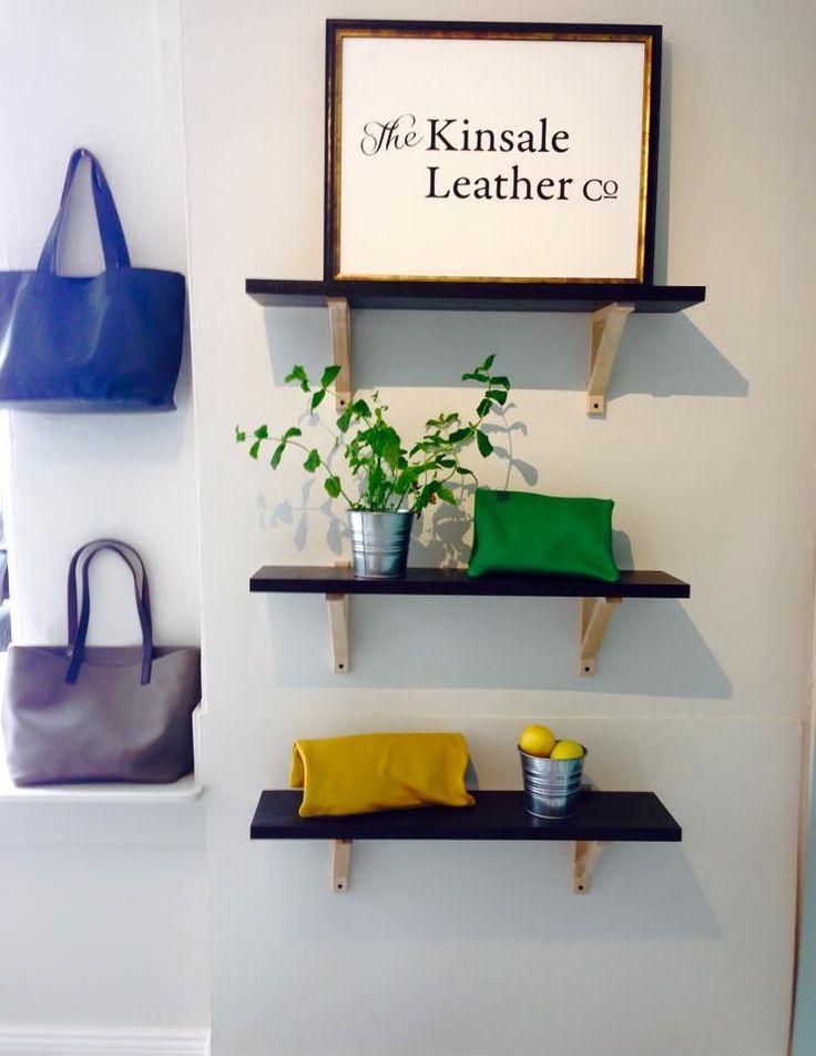 #Colour #Block #Store #Minimalist #Kinsale #leather