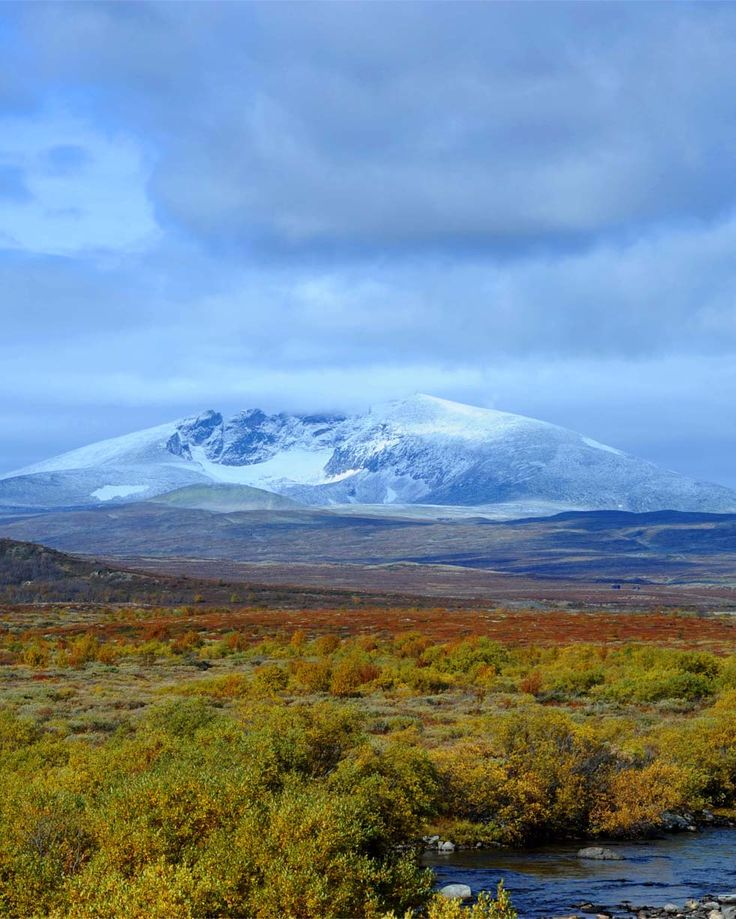 Dovre mountain, Dovre, Norway: