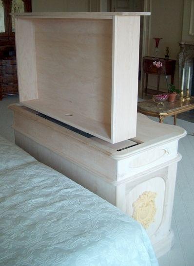 Matukewicz Furniture, TV Lift Cabinets, TV Lifts, TV Lift Furniture, Custom TV Lift Cabinet, Best TV Lift » Marina Television Lift