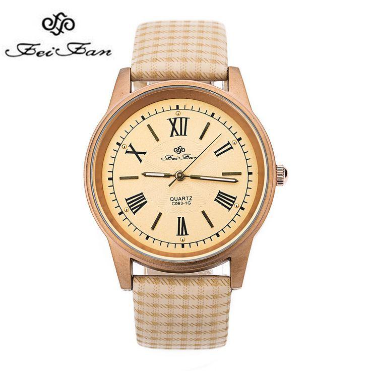 $7.51 (Buy here: https://alitems.com/g/1e8d114494ebda23ff8b16525dc3e8/?i=5&ulp=https%3A%2F%2Fwww.aliexpress.com%2Fitem%2FLovers-Brand-Casual-Quartz-Watch-Fashion-Plaid-Roman-Scale-Clock-2016-New-Hot-Sale-Man-Woman%2F32718471511.html ) Feifan Brand New Quartz Watches Male With Roma Digital Dial 2017 Men Women Fashion Retro Wristwatches 5 Colors Clock TKS532 for just $7.51