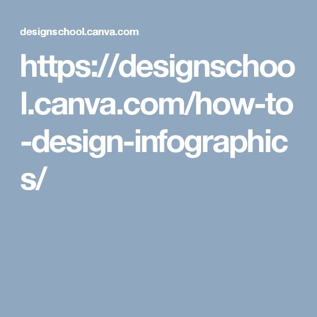 https://designschool.canva.com/how-to-design-infographics/