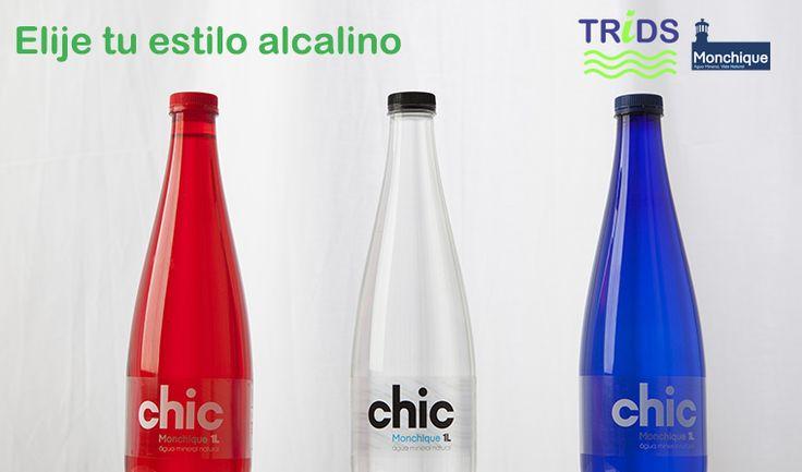 Chic de Monhique en botellas de 1 litro