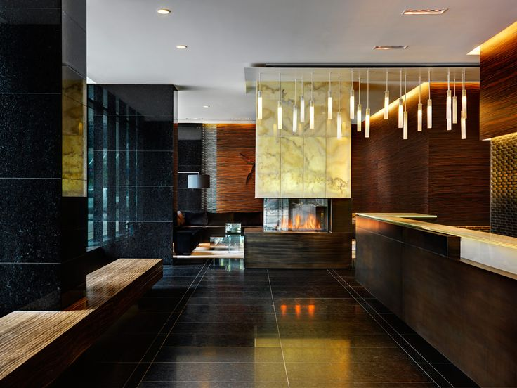 Lumiere Condominiums, Toronto. Interior design by Munge Leung.