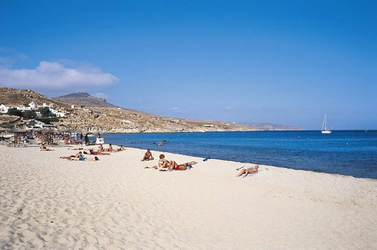Best Island Beaches For Partying Mykonos St Barts: 17 Best Images About Greek Island Hopping Tour