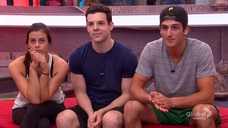 Polar, Kevin, Zach - Big Brother Canada
