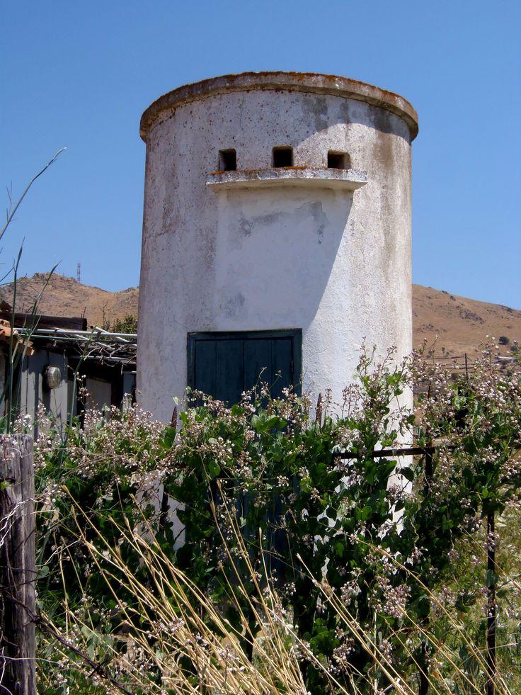 pigeon house_Lemnos, Greece