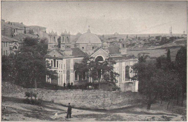 Aya Tanaş Kilisesi, Kurtuluş (1913) #istanbul  #istanlook