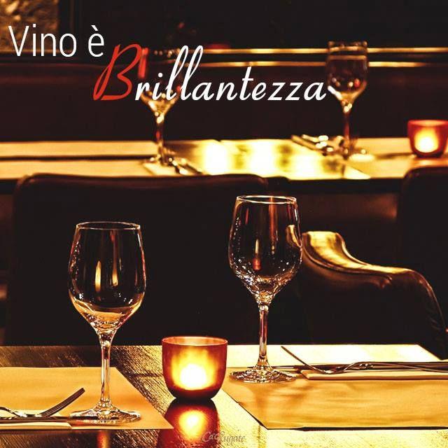 #ParoleDiVino: il vino per noi è brillantezza, perché è capace di illuminare le nostre tavole, rendendole uniche. Buon #winewednesday da Ca' Rugate!