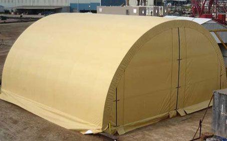 Sun, Wind, & Snow Safe Portable Garage Shelters