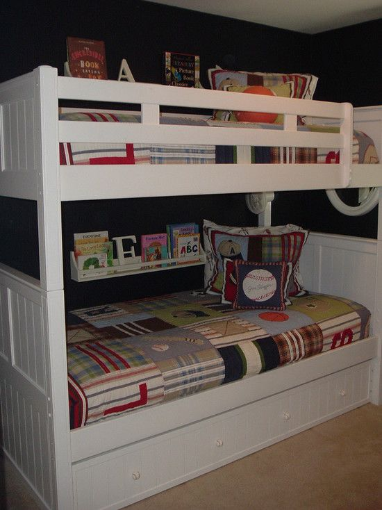 Boy Bunk Beds Design, Pictures, Remodel, Decor and Ideas - page 38