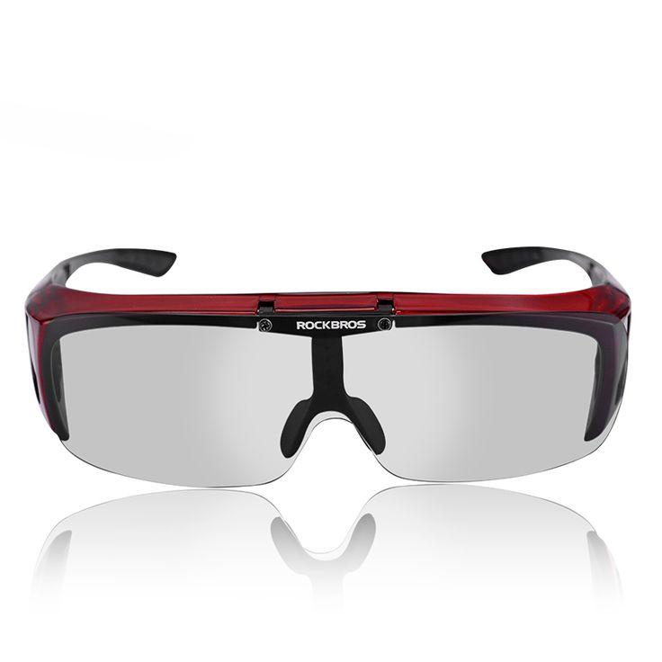 ROCKBROS UV400 Gafas de polarización de bicicleta al aire libre Gafas de sol deportivas de ciclismo Gafas de sol de bicicleta MTB