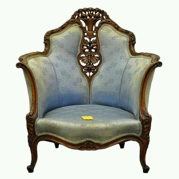 Victorian parlor chair                                                                                                                                                                                 More