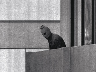 "The Munich Olympics Massacre (1972) - It was 4:30 in the morning on Sept. 5, 1972, when five Palestinian terrorists wearing track sweat suits climbed the six-foot six-inch fence surrounding the Olympic Village. The massacre of 11 Israeli athletes was not considered sufficiently serious to merit canceling or postponing the Olympics. ""Incredibly, they're going on with it,"" Jim Murray of the Los Angeles Times wrote at the time. ""It's almost like having a dance at Dachau."""