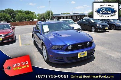 eBay: 2013 Ford Mustang GT 2013 Ford Mustang GT CP Grabber Blue Automatic Gasoline Fuel V8 5L/302 #fordmustang #ford