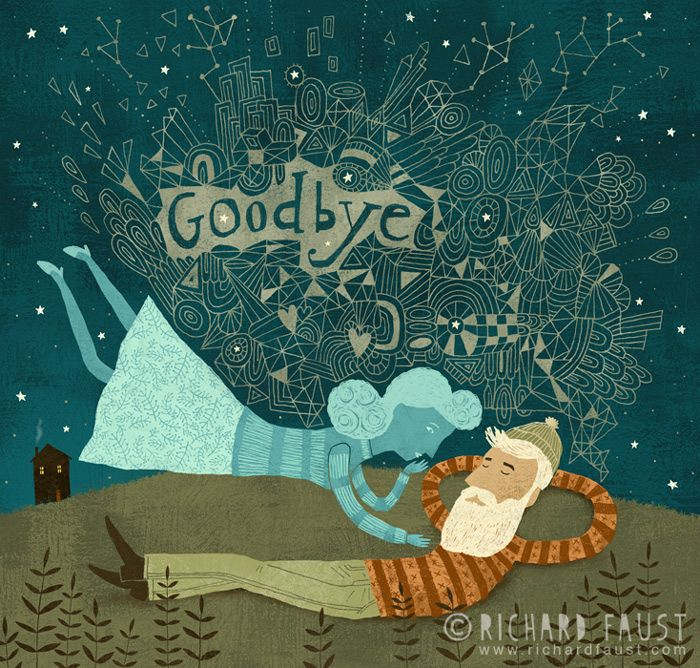 ©Richard Faust - 'Goodbye' www.richardfaust.com