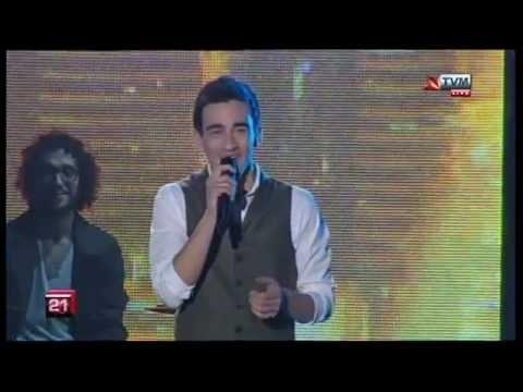 #Eurovision 2013 #Malta - Gianluca Bezzina - Tomorrow
