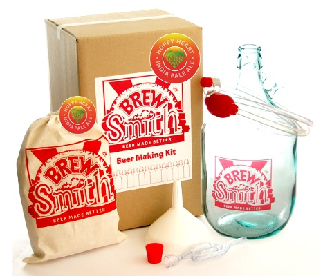 BrewSmith Hoppy Heart IPA Kit
