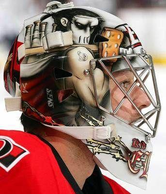 Casey Jones Goalie Mask