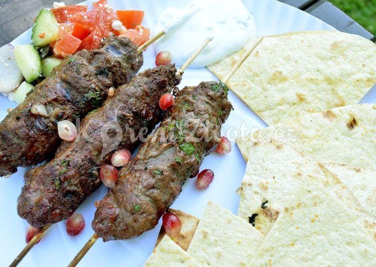 Recept na šťavnaté arabské kofty, ideální pro letní grilování :-)