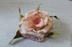 Классическая и распустившаяся роза «Paris» из фоамирана — Мастер-классы и Фом-флористика от Юлии Дубровской