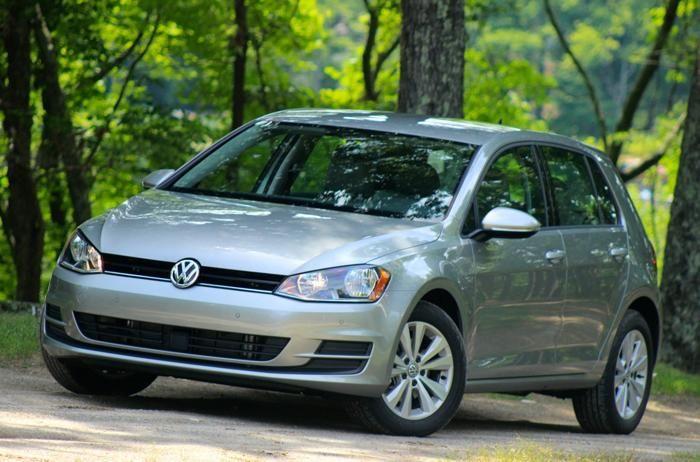 Golf TDI Clean-Diesel Makes Going Green Fun!