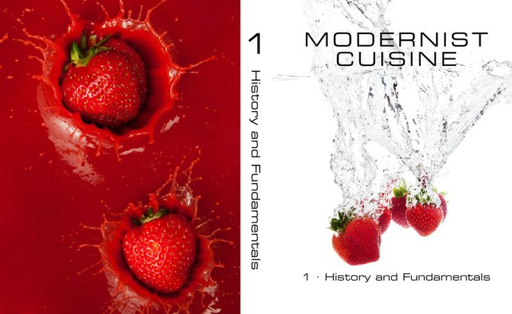 Modernist Cuisine: The Art and Science of Cooking is a landmark contribution to the craft of cooking and our understanding of its underlying principles.