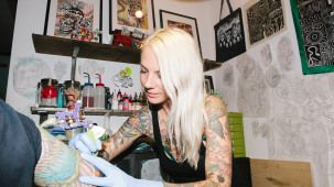 Best tattoo shops in New York City to get inked at