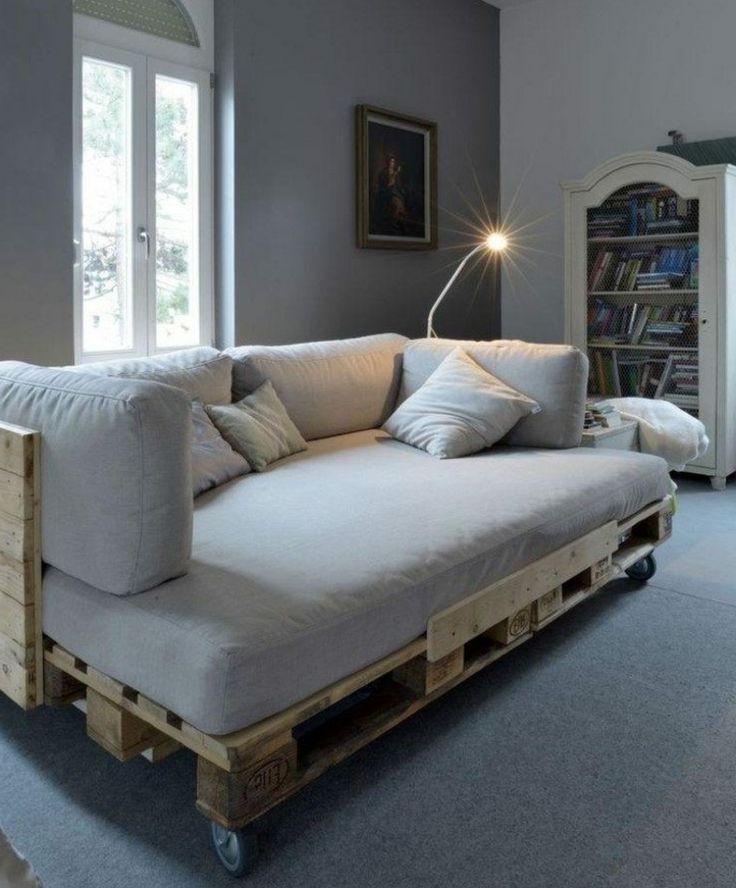 die 25 besten ideen zu bett selber bauen auf pinterest bett selber bauen ideen palettenbett. Black Bedroom Furniture Sets. Home Design Ideas