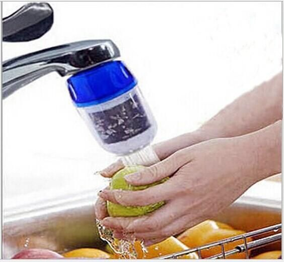 [Visit to Buy] Water Filter Carbon Activated Purifier Kitchen Water Alkaline Ionizer Faucet Filter  Cleaner Filtration Alkaline Water Ionizer #Advertisement