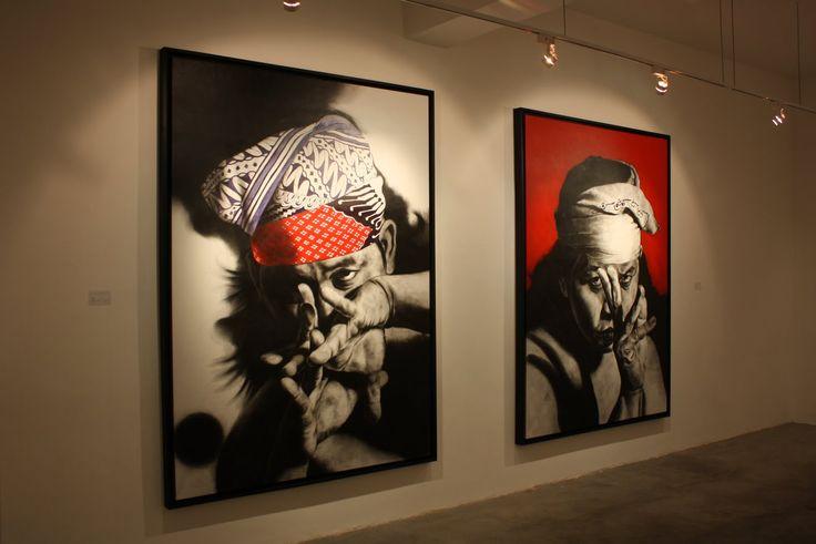 bayu utomo radjikin - Indonesian artist