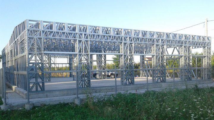 structuri metalice eficiente pentru hale