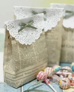 Bodas Cucas: DIY Con Blondas De Papel - Weddbook