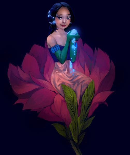 Fairy 02 by MeryChess.deviantart.com on @DeviantArt