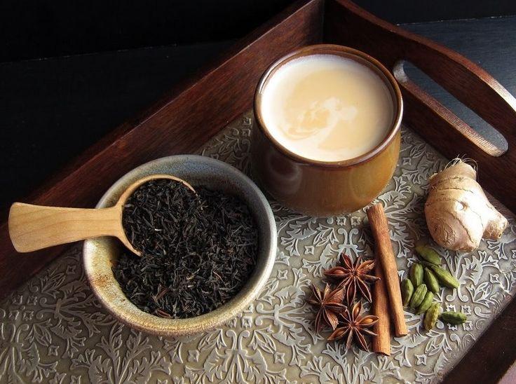 Масала чай, arcticgardenstudio.blogspot.com